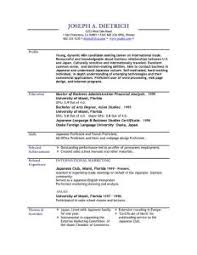 resume templates for it professionals free download   best resume    best   resume template