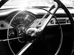 Black & White Photography, Chevrolet Photography, Chevy Bel Air ...