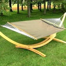 diy wood hammock stand wood hammock stand wood hammock chair stand diy wood arc hammock stand