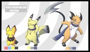 Pokemon Pikachu Evolution Chart Picture Pikachu Evolution