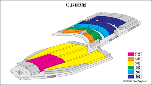 Adler Theater Davenport Iowa Seating Chart Shen Yun Performing Arts