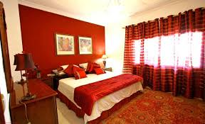 red bedroom color ideas. Beautiful Brown And Red Bedroom Decorating Ideas With Love Shape Rose Bedding Color
