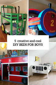 5 creative and cool beds cover