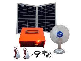 Solar Lighting System Supplier Solar Lighting Cfl Based Other Solar Home Systems