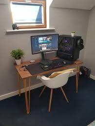 office setups. R/battlestations - Long Time Lurker. My Happy Place Office Setups