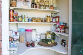 Kitchen Cupboard Interior Storage Kitchen Storage Ideas My Pantry Makeover Cassiefairy My