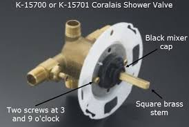 k 15700 k na or k 15701 k na cais shower valve