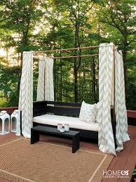 Cheap diy furniture ideas steal Living Room In Fact Making Your Own Diy Defense From The Sun Is Both Affordable And Straightforward Round Decor Diy Outdoor Furniture 10 Easy Projects Bob Vila