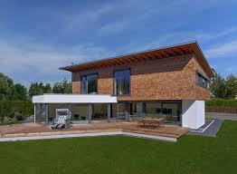 Baufritz Designhaus In Moderner Holzbauarchitektur