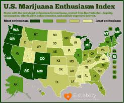 legal states to smoke weed in usa
