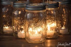 lighting jar. Set Of 12 Hanging Mason Jar Candle Holders - Wedding Candles Rustic Modern Lighting