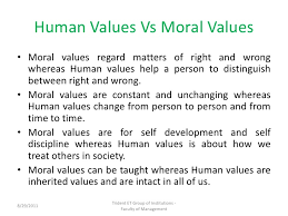 speech on importance of moral value speech on importance of moral values and ethics