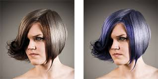 Hair Photoshop 3 Steps To Easily And Realistically Change Hair Color In