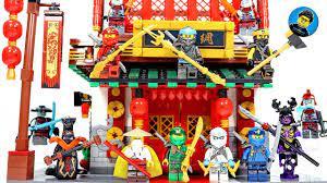 Ninjago Villains & Heroes Season 11 Forbidden Spinjitzu Unofficial LEGO  Minifigures - YouTube
