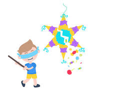 Animating means changing attributes of svg elements over then we create an animation to enlarge / shrink an ellipse. Boy Breaking A Pinata Svg Cut File By Creative Fabrica Crafts Creative Fabrica