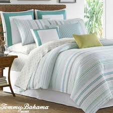 la scala breezer cool toned striped comforter bedding by tommy bahama