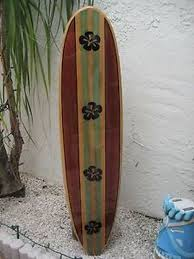 image is loading tropical decorative wood surfboard wall art for a