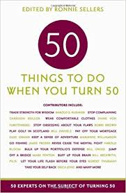 fifty things to do when turn fifty book