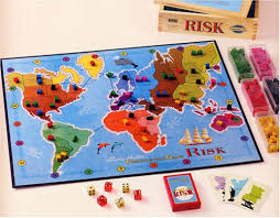 Risk Board Game Wooden Box Amazon Risk Nostalgia Toys Games 46