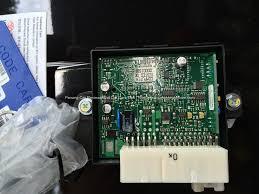cobra meta alarm system installation on toyota vios cobra meta module circuitry board