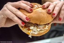 costco bbq brisket sandwich review business insider costco food 7