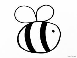 Kleurplaten Een Bijenvolk Bijen Voor Bijtje Erbijbijtjes Mpsquzvgl