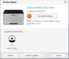 Introduction machine overview 9 components the actual component may differ from the illustration below. Samsung M2825dw Word Table Produces Error Printer Forums
