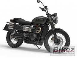 2017 triumph street scrambler specifications and pictures