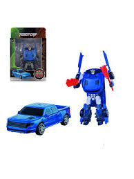 <b>Трансформер Робот</b>-<b>Машина</b> Пикап, металл <b>Пламенный мотор</b> ...