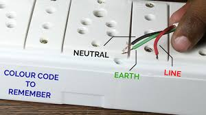 diy make an extension box to get electricity wherever you need strip the inner wires of the core and just connect it to the respective pins inside the plug