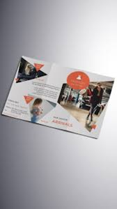 Design Flyers On Android Brochure Maker Flyers Poster Templates Editor Apk For