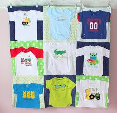 Baby T Shirt Blanket Custom Baby Clothes Quilt Memory & ð???zoom Adamdwight.com