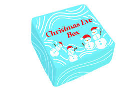 We upload amazing new content everyday! Christmas Eve Box Svg Cut File By Creative Fabrica Crafts Creative Fabrica