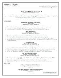 Credit Analyst Resume Credit Analyst Resume Skills It Budget Cover Letter Job Description