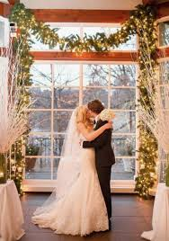 Spectacular winter wonderland wedding decoration ideas Reception Decorations Find Pretty Winter Wedding Decoration Ideas By Taking Christmas Trees For Your Inspiration From Centrepieces Wedding Forward Christmas Wedding Ideas Planning The Most Magical Winter Wedding On