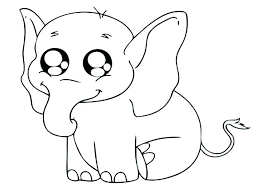 Large Coloring Pages Of Animals Zoo Animal Coloring Page Animals