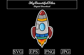 If you like the font, click its name and you'll get to the download page. 1 Rocket Svg Designs Graphics