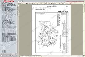 Toyota Previa, Toyota Tarago repair manual, service manual ...