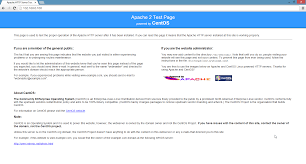 Install Apache2, PHP5 And MySQL Support On CentOS 6.5 (LAMP)