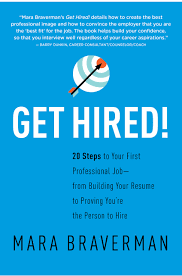 Buy Get Hired 20 Steps To Your First Professional Job From