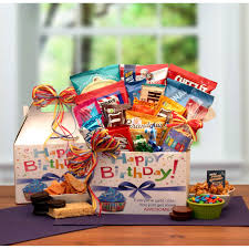 gift basket drop shipping make a wish birthday care package walmart