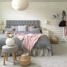 A gorgeous grey, white and pink bedroom by Room.Interior.By.Lisa ...