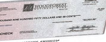 Woodforest National Bank Customer Service Phone Number Dont Cash That Check The Denver Post