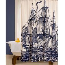 aldea home  ship shower curtain