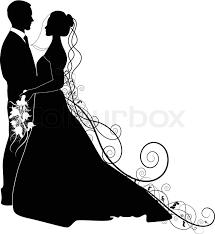 Llll aktueller & unabhängiger scherenschnitt paar test oder vergleich august. Clipart Hochzeitspaar Silhouette