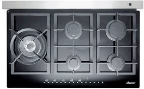 Gas Cooktop Glass Rntt365gbng Dacor Renaissance 36 Touchtop Gas Cooktop With Glass