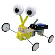 <b>DIY Electric</b> Robot <b>Reptile Model</b> Science Experiment Toys | Shopee ...
