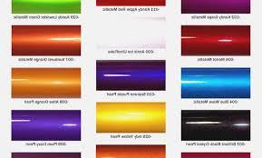 Nason Paint Colors Dupont Imron Colors Auto Paint Color