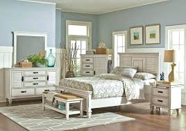 Rustic White Bedroom Furniture Distressed White Bedroom Set White ...
