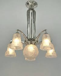 art deco glass chandelier art glass chandelier glass chandelier art glass chandelier art deco milk glass
